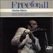 Click here for more info about 'Herbie Mann - Free For All'
