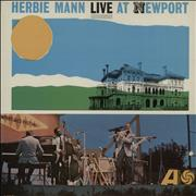 Click here for more info about 'Herbie Mann - Live At Newport'