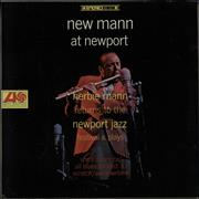 Click here for more info about 'Herbie Mann - New Mann At Newport'