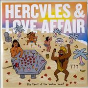 Click here for more info about 'Hercules And Love Affair - The Feast Of The Broken Heart'