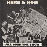 Click here for more info about 'Here And Now - All Over The Show'