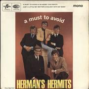 Click here for more info about 'Herman's Hermits - A Must To Avoid + Sleeve'