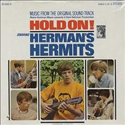 Click here for more info about 'Herman's Hermits - Hold On! - Sealed'