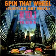 Click here for more info about 'Hi Tek 3 - Spin That Wheel [Turtles Get Real]'