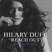 Click here for more info about 'Hilary Duff - Reach Out - The Dance Remixes & The Club Remixes'