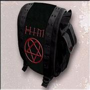 Click here for more info about 'H.i.m (His Infernal Majesty) - Embroidered Logo Messenger Bag'
