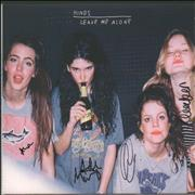 Click here for more info about 'Hinds - Leave Me Alone - Autographed'