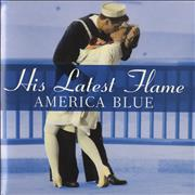 Click here for more info about 'His Latest Flame - America Blue'
