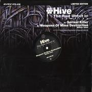 Click here for more info about 'Hive - Raw Uncut EP - Sampler'