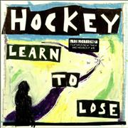 Click here for more info about 'Hockey - Learn To Lose - Sealed'