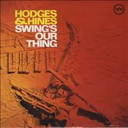 Click here for more info about 'Hodges & Hines - Swing's Our Thing'