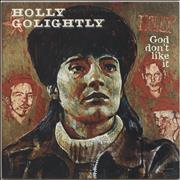 Click here for more info about 'Holly Golightly - God Don't Like It'
