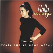 Click here for more info about 'Holly Golightly - Truly She Is None Other - Red Vinyl'