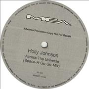 Click here for more info about 'Holly Johnson - Across The Universe'