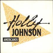 Click here for more info about 'Holly Johnson - Americanos'