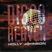 Click here for more info about 'Holly Johnson - Disco Heaven'