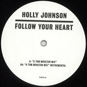 Click here for more info about 'Holly Johnson - Follow Your Heart'