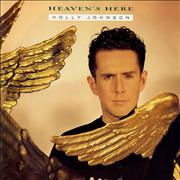 Click here for more info about 'Holly Johnson - Heaven's Here'