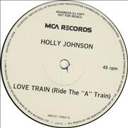Click here for more info about 'Holly Johnson - Love Train'