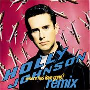 Click here for more info about 'Holly Johnson - Where Has Love Gone? - Remix'