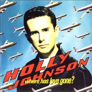 Click here for more info about 'Holly Johnson - Where Has Love Gone? + PR'