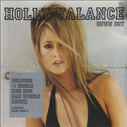 Click here for more info about 'Holly Valance - Down Boy'