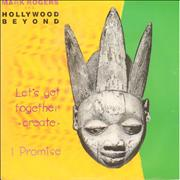 Click here for more info about 'Hollywood Beyond - Let's Get Together (Create)'