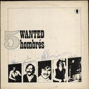 Click here for more info about 'Hombré - Wanted - Autographed'