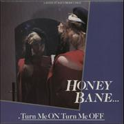 Click here for more info about 'Honey Bane - Turn Me On Turn Me Off - Doublepack'