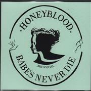 Click here for more info about 'Honeyblood - Babes Never Die'