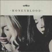 Click here for more info about 'Honeyblood - Honeyblood - Clear Vinyl'