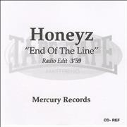 Click here for more info about 'Honeyz - End Of The Line'