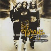Click here for more info about 'Honeyz - Love Of A Lifetime'