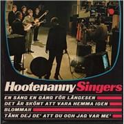 Click here for more info about 'Hootenanny Singers - En Sång En Gång För Längesen EP'