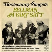 Click here for more info about 'Hootenanny Singers - Maltidssang'