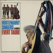 Click here for more info about 'Hootenanny Singers - Sjunger Evert Taube'