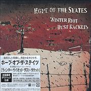 Click here for more info about 'Hope Of The States - Winter Riot Dust Rackets'