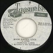 Click here for more info about 'Hopeton Lewis - Boom Shocka Lock'
