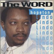 Click here for more info about 'Hopeton Lindo - The Word'