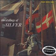 Click here for more info about 'Horace Silver - The Stylings Of Silver - 200gm'