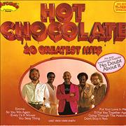 Click here for more info about 'Hot Chocolate - 20 Greatest Hits'
