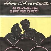 Click here for more info about 'Hot Chocolate - Are You Getting Enough Of What Makes You Happy?'
