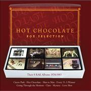 Click here for more info about 'Hot Chocolate - Box Selection - Their 8 RAK albums 1974-1983'