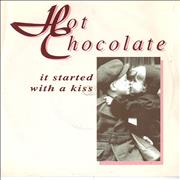 Click here for more info about 'Hot Chocolate - It Started With A Kiss'