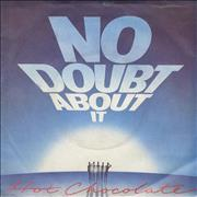 Click here for more info about 'Hot Chocolate - No Doubt About It'