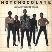 Click here for more info about 'Hot Chocolate - You'll Never Be So Wrong'