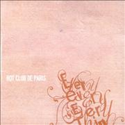 Click here for more info about 'Hot Club De Paris - Everyeveryeverything'