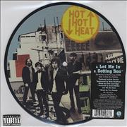 Click here for more info about 'Hot Hot Heat - Let Me In'