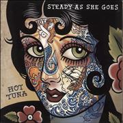 Click here for more info about 'Hot Tuna - Steady As She Goes + CD'