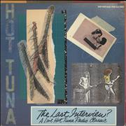 Click here for more info about 'Hot Tuna - The Last Interview? - Interview LP'